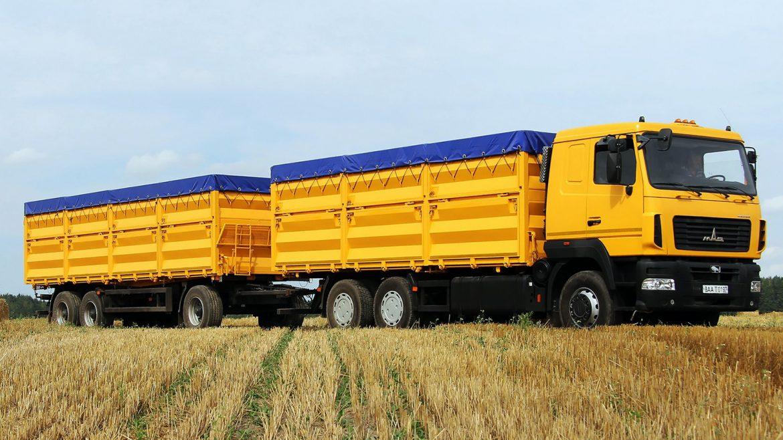 Популярность МАЗ в Украине
