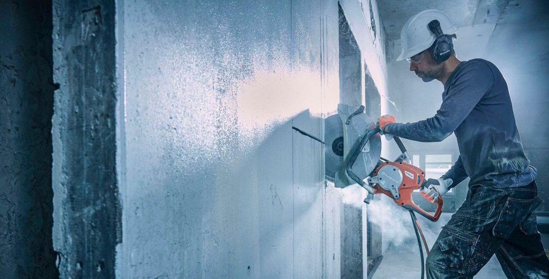 Какие задачи  можно решить при помощи  алмазной резки бетона?